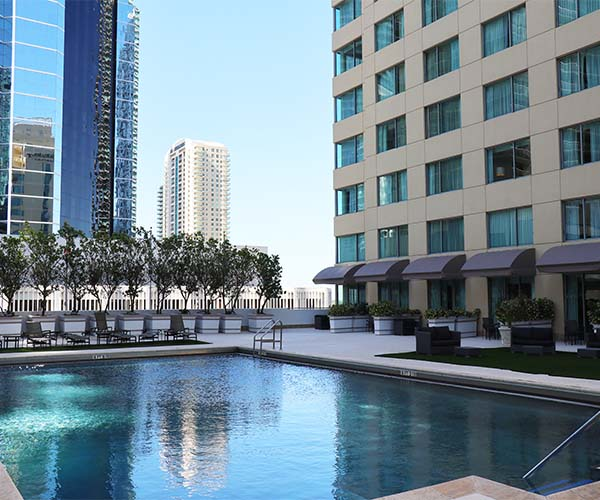 SaLus at the JW Marriott Miami Rooms & Dining