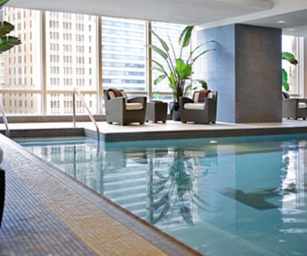 Trump International Hotel & Tower Chicago Rooms & Dining
