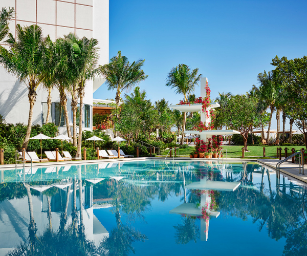 The Spa at The Miami Beach EDITION Rooms & Dining