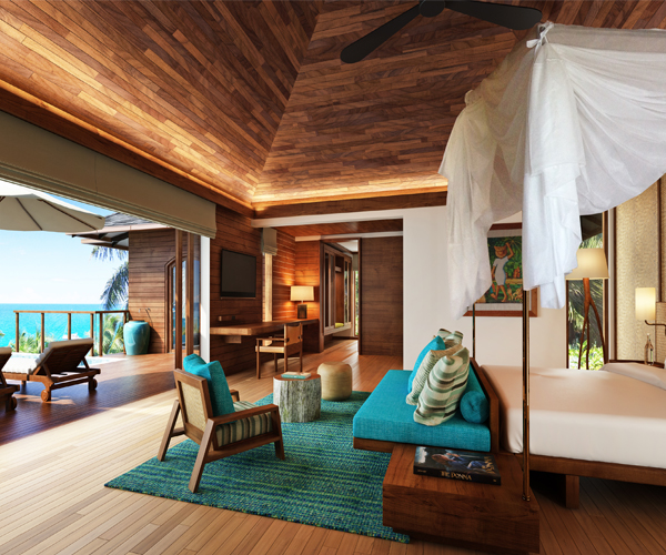 Six Senses Spa Zil Pasyon Facilities & Amenities