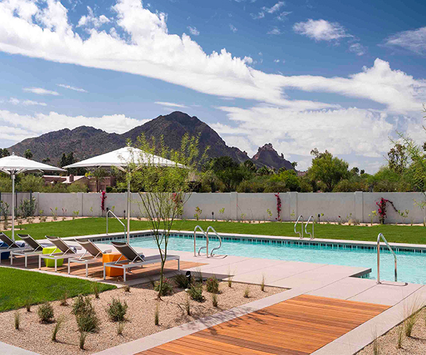 Palo Verde Spa & Apothecary at The Andaz Scottsdale Resort Rooms & Dining