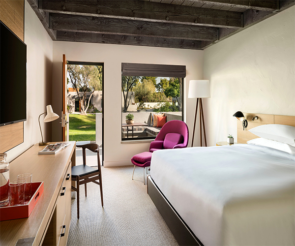 Palo Verde Spa & Apothecary at The Andaz Scottsdale Resort Facilities & Amenities