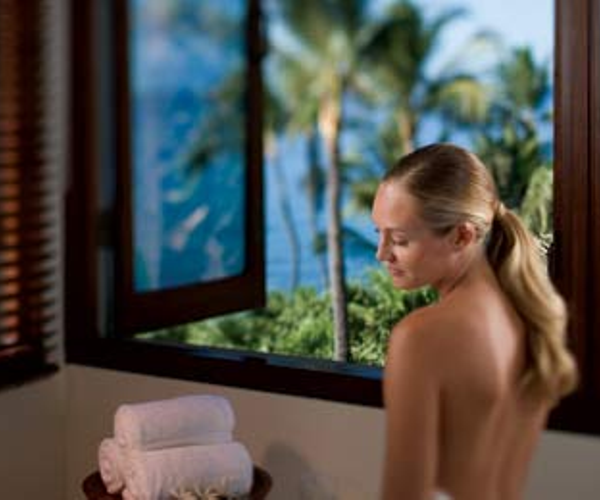 Mandara Spa at Wailea Beach Resort - Marriott, Maui Rooms & Dining
