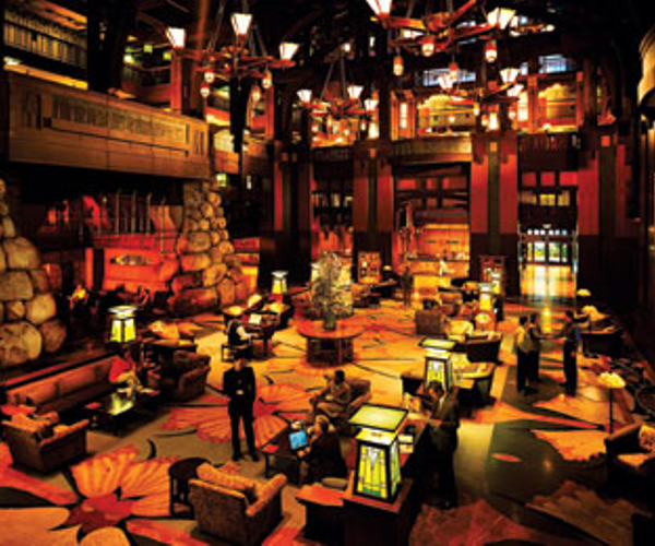 Mandara Spa at Disney Grand Californian Hotel® & Spa Facilities & Amenities
