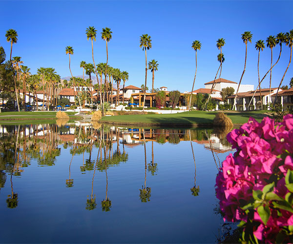 Omni Rancho Las Palmas Resort & Spa Rooms & Dining