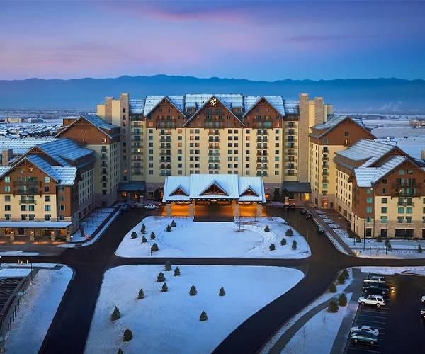 Relâche Spa at Gaylord Rockies Rooms & Dining