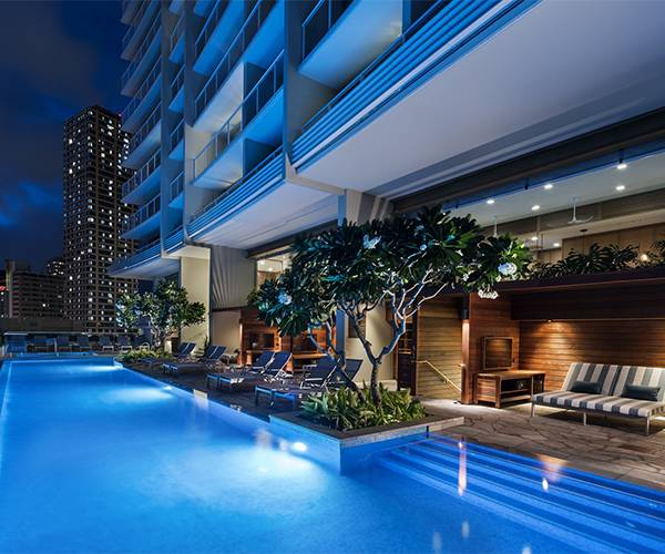 The Ritz-Carlton Residences, Waikiki Beach Rooms & Dining
