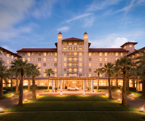 Hotel Galvez & Spa Rooms & Dining