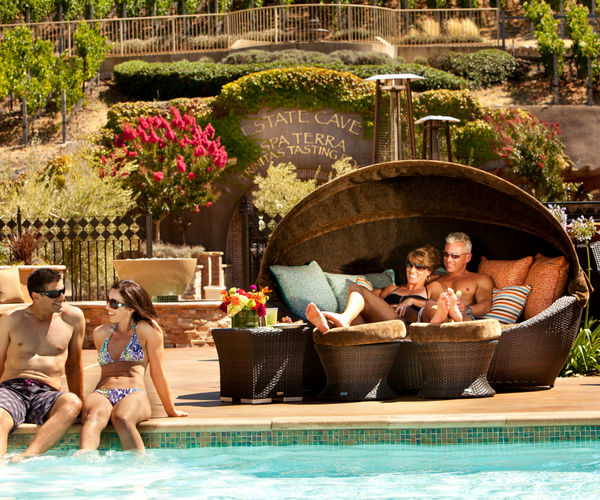 The Meritage Resort and Spa Rooms & Dining