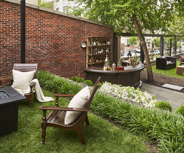 The Ritz-Carlton Spa, Georgetown Rooms & Dining