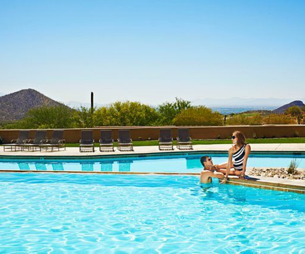 JW Marriott Tucson Starr Pass Resort & Spa Rooms & Dining