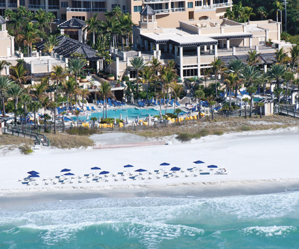 The Ritz-Carlton, Sarasota Rooms & Dining