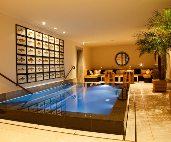 Brenners Park-Hotel & Spa Rooms & Dining