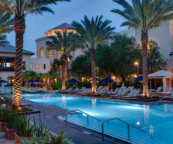 Relâche Spa & Salon at Gaylord Palms Resort Rooms & Dining