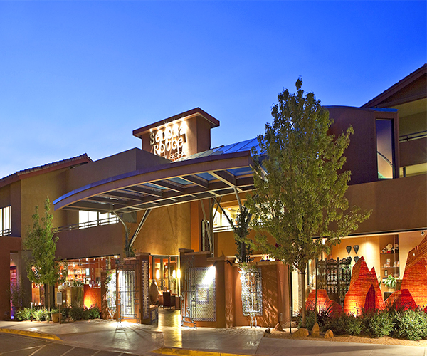 Sedona Rouge Hotel & Spa Rooms & Dining
