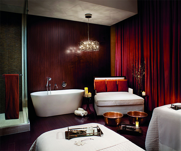 Spa My Blend by Clarins at The Ritz-Carlton, Toronto Rooms & Dining