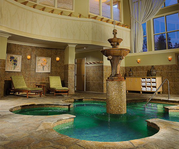 Skaná Spa at Turning Stone Rooms & Dining