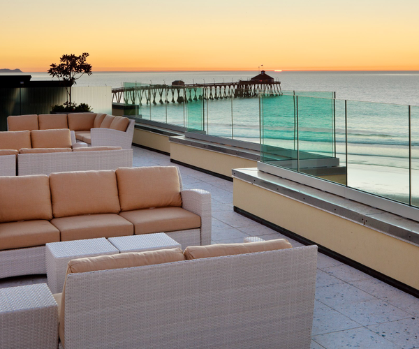 D'ames Spa at Pier South Resort Rooms & Dining