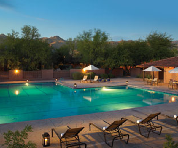 Canyon Ranch Wellness Resort in Tucson Rooms & Dining