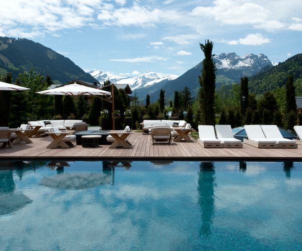 Six Senses Spa Gstaad Rooms & Dining