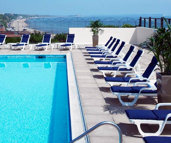 Bournemouth Highcliff Marriott Hotel Rooms & Dining