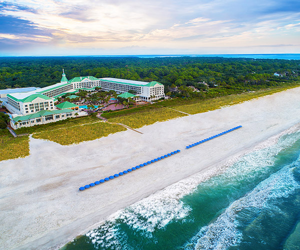 The Heavenly Spa by Westin Hilton Head Island Rooms & Dining