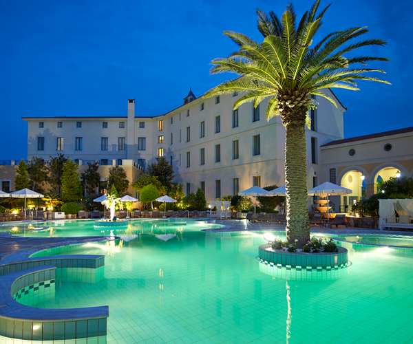 Thermae Sylla Spa Wellness Hotel Rooms & Dining