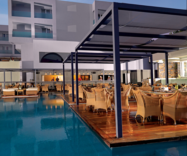 OUT OF THE BLUE, Capsis Elite Resort Facilities & Amenities