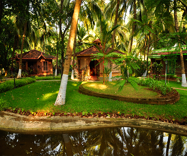 Kairali –The Ayurvedic Healing Village Rooms & Dining
