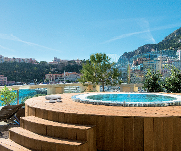 Thermes Marins Monte Carlo Hotel Hermitage Rooms & Dining