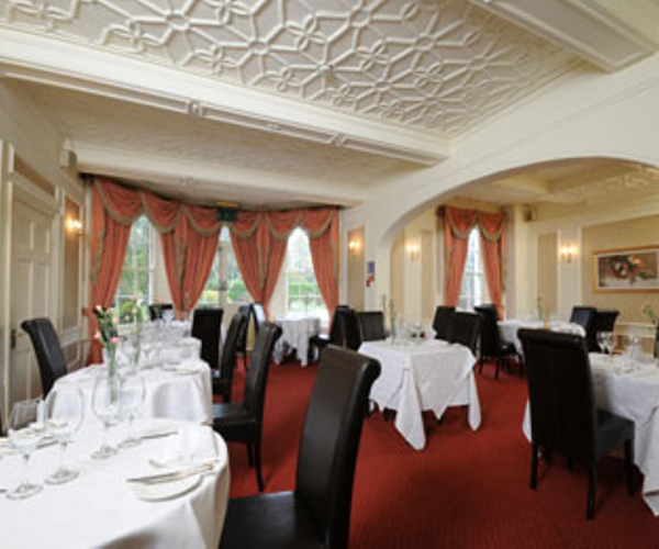 Risley Hall Hotel & Spa Rooms & Dining
